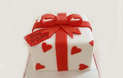30 bánh kem hộp quà chúc mừng sinh nhật đẹp lung linh