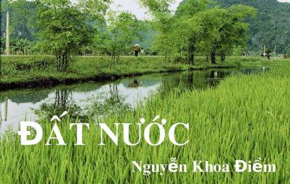 Bài soạn văn Đất nước của Nguyễn Khoa Điềm ở ngữ văn lớp 12
