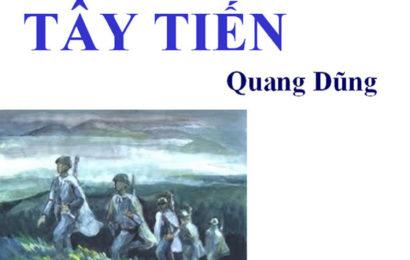 Văn mẫu bình giảng đoạn thơ thứ ba bài thơ Tây Tiến của Quang Dũng ở lớp 12