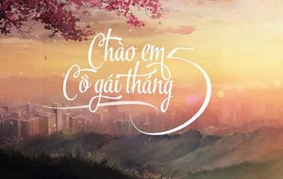 30 ảnh bìa, cover facebook chào tháng 5 -Hello May đẹp lung linh