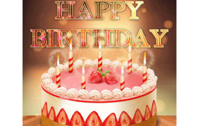 Những chiếc bánh chúc mừng sinh nhật động đẹp và ý nghĩa