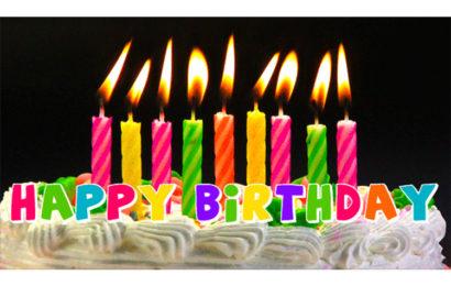 Những ảnh động chúc mừng sinh nhật – Happy Birthday đẹp