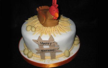 Tuyển tập bánh kem chúc mừng sinh nhật cho người tuổi dậu (gà) đẹp