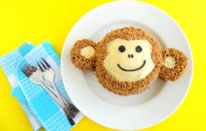 Hình ảnh bánh gato, bánh kem chúc mừng sinh nhật người tuổi thân (khỉ)