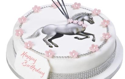 Những hình ảnh bánh chúc mừng sinh nhật cho người tuổi Ngọ (Ngựa) đẹp