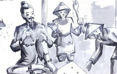 """Bài văn mẫu phân tích nhân vật viên quản ngục trong tác phẩm """"Chữ người tủ tù"""" của Nguyễn Tuân"""