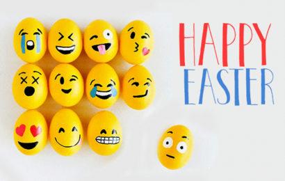 Hình ảnh động chúc mừng lễ phục sinh – Happy Easter đẹp