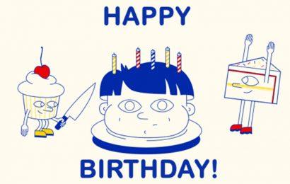 Hình ảnh động hot boy và girl chúc mừng sinh nhật – Happy Birthday bá đạo