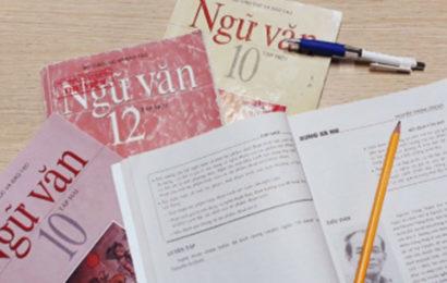 Những yếu tố giúp học sinh nắm lòng tác phẩm văn học thi THPT Quốc Gia 2018