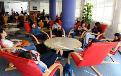 Tìm hiểu lý do nên học tại thư viện dành cho các sinh viên