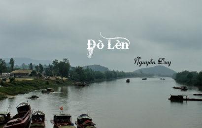 Văn mẫu phân tích hình ảnh người bà trong bài thơ Đò lèn của Nguyễn Duy
