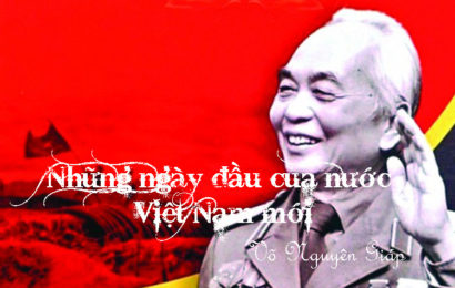 Bài soạn Những ngày đầu của nước Việt Nam mới ngắn gọn ở ngữ văn lớp 12