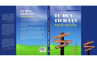 Chia sẻ pdf cuốn sách tư duy tích cực thay đổi cuộc sống của Trần Đình Hoành