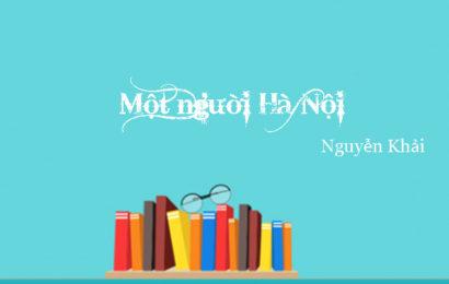 Bài soạn Một người Hà Nội của Nguyễn Khải ngắn gọn ở ngữ văn lớp 12