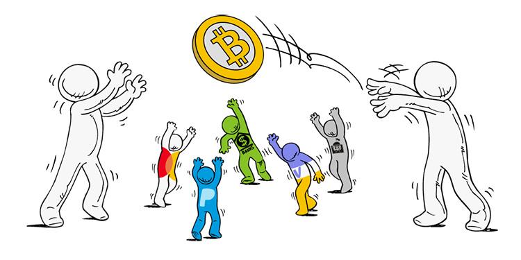 Đồng tiền điện tử bitcoin đang ngày càng trở nên thông dụng và quý giá hơn vàng