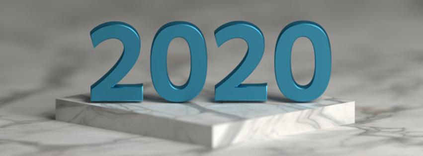 cover và ảnh bìachúc mừng năm mới 2020 số 9