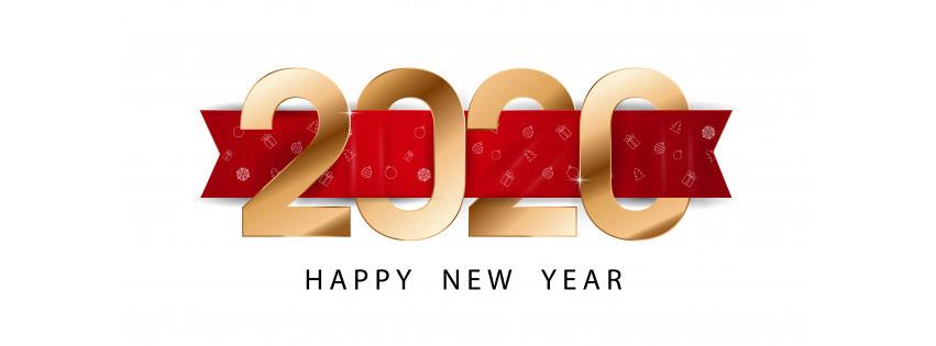 cover và ảnh bìachúc mừng năm mới 2020 số 4