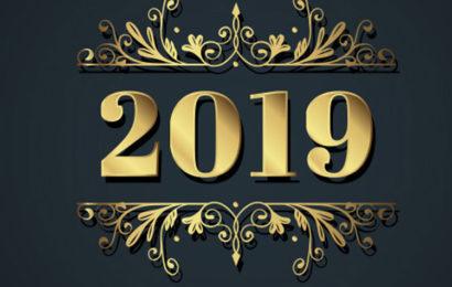 Những ảnh bìa chúc tết, mừng năm mới – happy new year 2019 đẹp lung linh