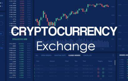 Nhận phát triển sàn giao dịch tiền điện tử (Cryptocurrency Exchange)