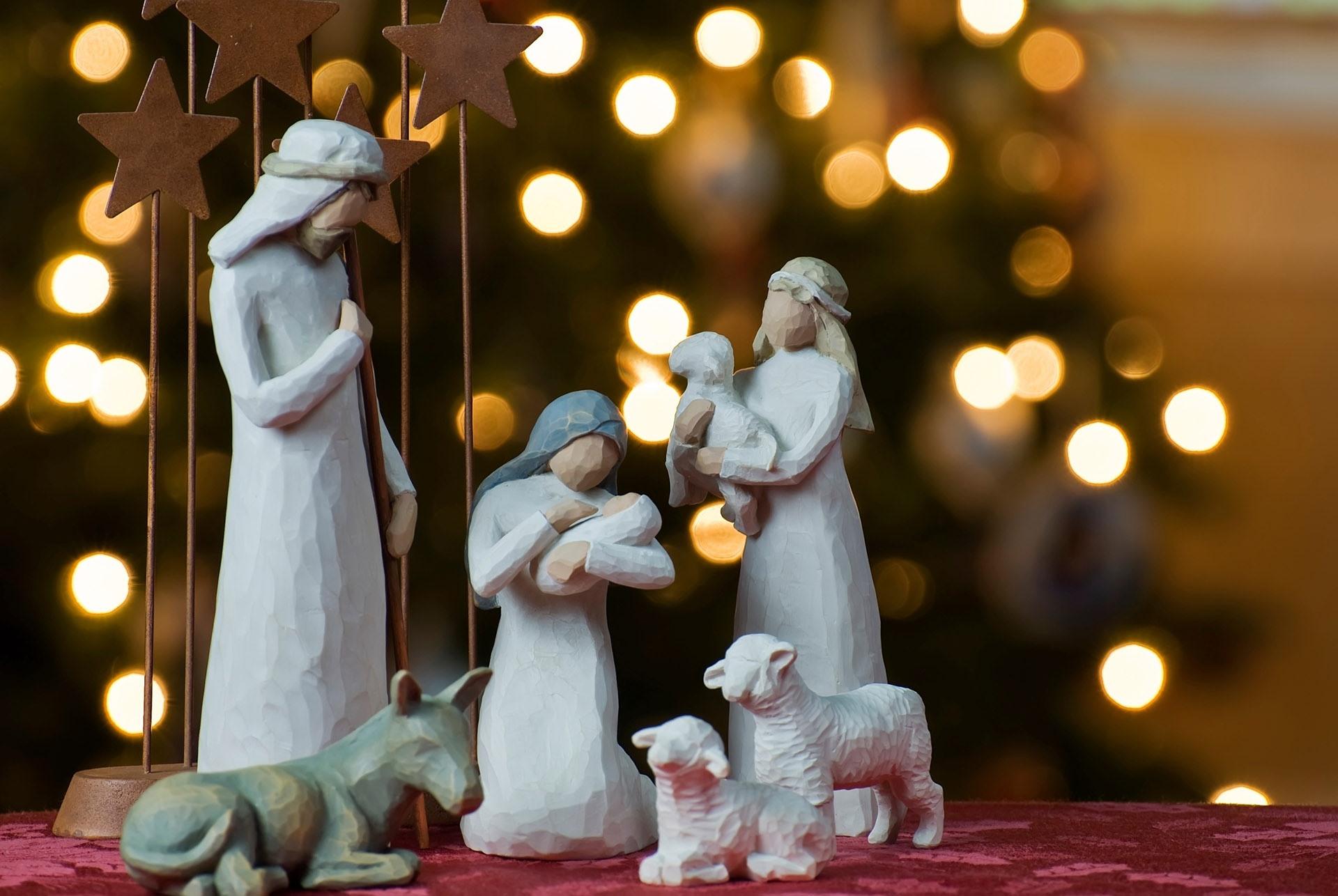 Bộ hình nền ngày chúa ra đời mừng ngày lễ giáng sinh