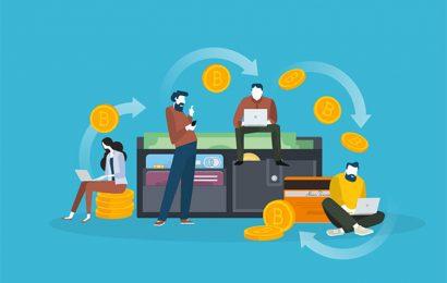 Công ty thiết kế và phát triển web sàn giao dịch tiền ảo tại Việt Nam