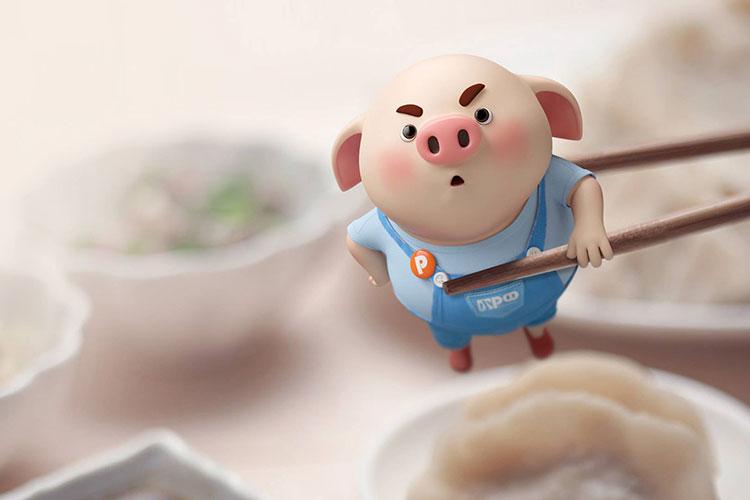 50 Hình nền chú lợn ủn ỉn vui nhộn năm 2019 cho máy tính full hd