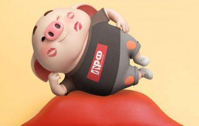 30 hình nền con lợn hồng ủn ỉn tý hon tinh nghịch dễ thương cho điện thoại