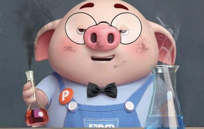 Những hình nền con lợn hồng ủn ỉn tinh nghịch cho điện thoại full hd