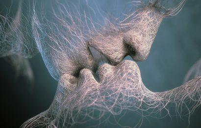 50 hình nền tình yêu đậm chất nghệ thuật trừu tượng cho máy tính đẹp