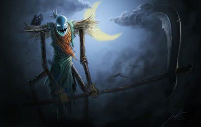 Tuyển tập hình nền tướng Fiddlesticks (Sứ Giả Địa Ngục) trong game LOL