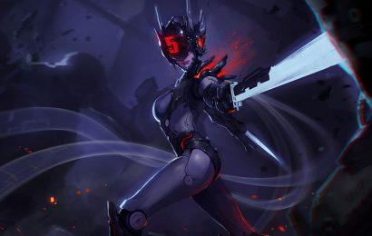 Tuyển tập 40 hình nền nữ tướng Fiora (Nữ Kiếm Sư) trong game LOL