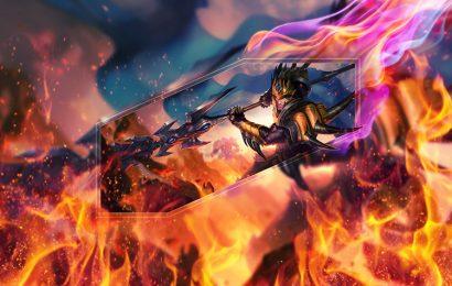 Top 20 hình nền tướng Jarvan IV trong game liên minh huyền thoại full hd