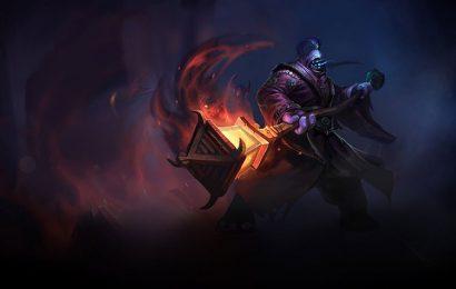 Top 20 hình nền tướng Jax (Bậc Thầy Vũ Khí) trong game LOL full hd
