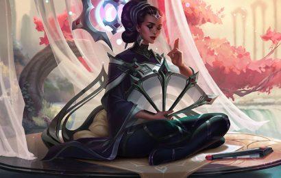 Tuyển tập hình nền nữ tướng Karma (Kẻ Được Khai Sáng) full hd