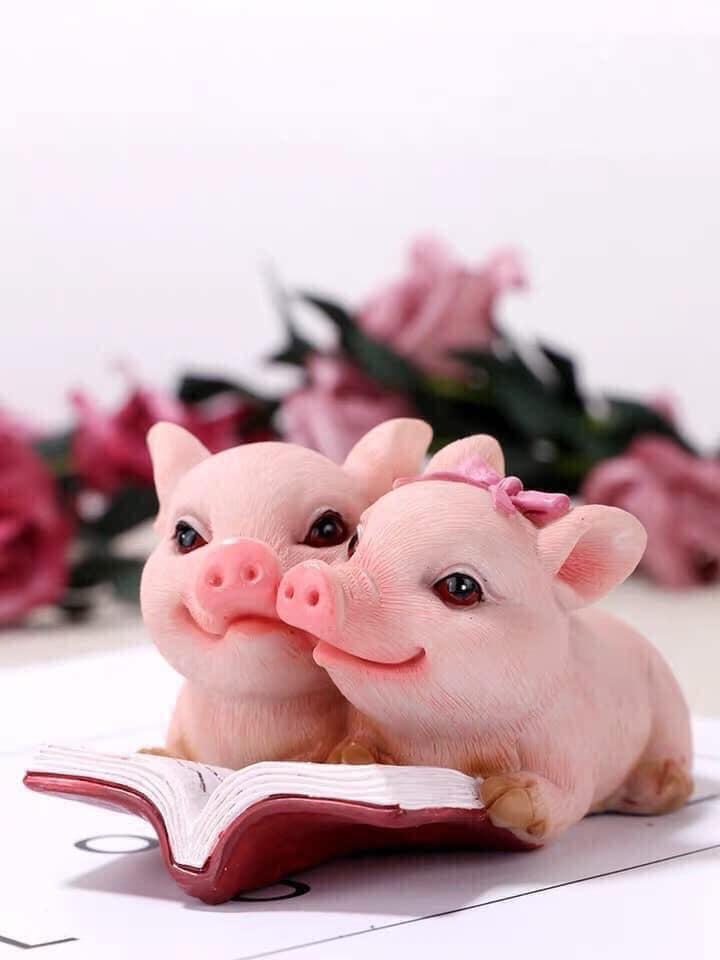 Những hình ảnh chú lợn hồng ủn ỉn tận hưởng cuộc sống hài hước số 3