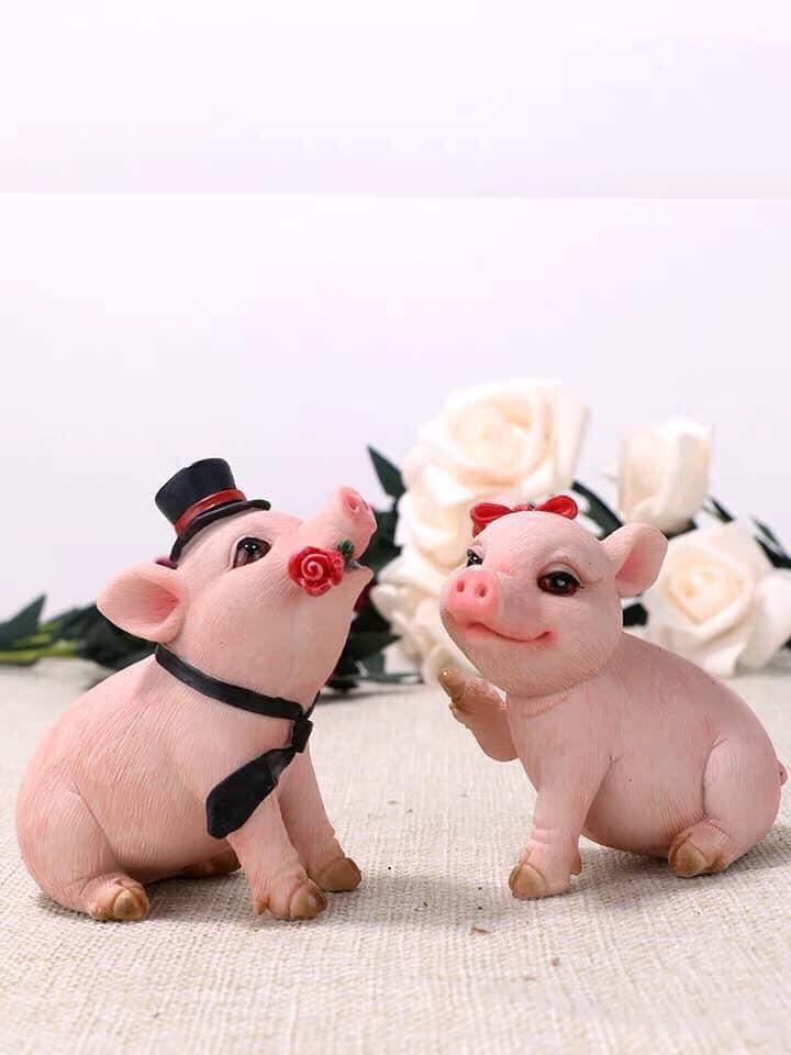 Những hình ảnh chú lợn hồng ủn ỉn tận hưởng cuộc sống hài hước số 7