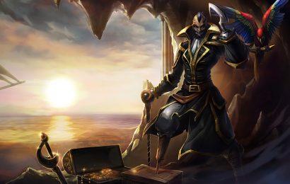 Tuyển tập 50 hình nền tướng Swain (Nguyên Soái Noxus) trong game LOL