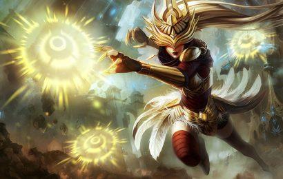 Tuyển tập 30 hình nền tướng Syndra (Nữ Chúa Bóng Tối) trong game LOL