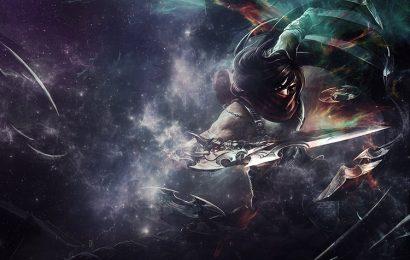 Tuyển tập hình nền tướng Talon (Sát Thủ Bóng Đêm) trong game LOL full hd