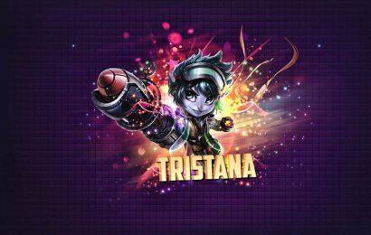 Bộ tuyển tập hình nền tướng Tristana (Tay Súng Yordle) trong game lol