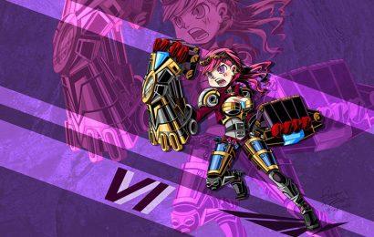 Top hình nền tướng Vi (Con Mắt Hư Không) trong game LOL full hd