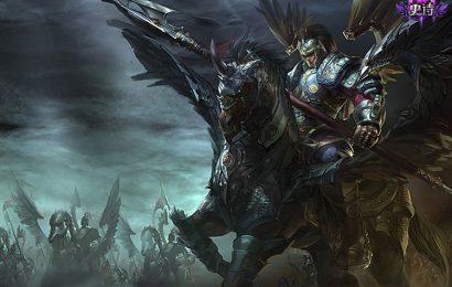 Top hình nền tướng Xin Zhao (Tể Tướng Demacia) trong game LOL full hd