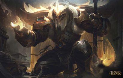 Top hình nền tướng Yorick (Kẻ Dẫn Dắt Linh Hồn) trong game LOL full hd