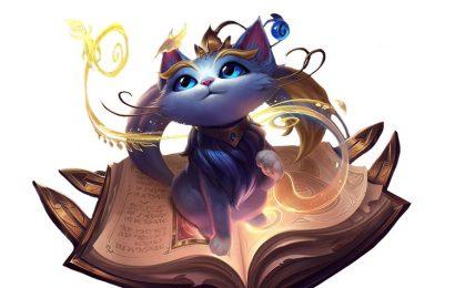 Top hình nền tướng Yuumi (Cô Mèo Ma Thuật) trong game LOL full hd