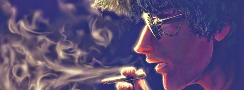 những cover và ảnh bìa hút thuốc đầy tâm trạng số 14