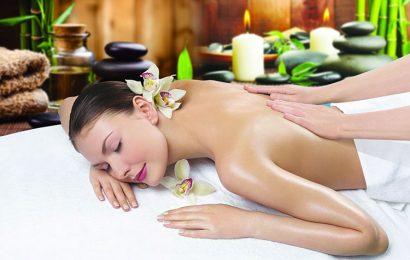 Sunflower cung cấp dịch vụ Massage Body Thư Giãn bằng Tinh Dầu Thảo Dược tại Hà Nội