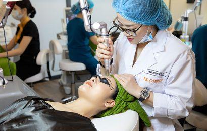 Sunflower cung cấp dịch vụ trị nám bằng Laser Vô Cực tại Hà Nội uy tín