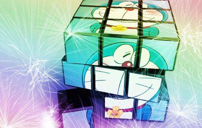 Chia sẻ PSD Mockup Rubik's 3D để mọi người thỏa sức sáng tạo