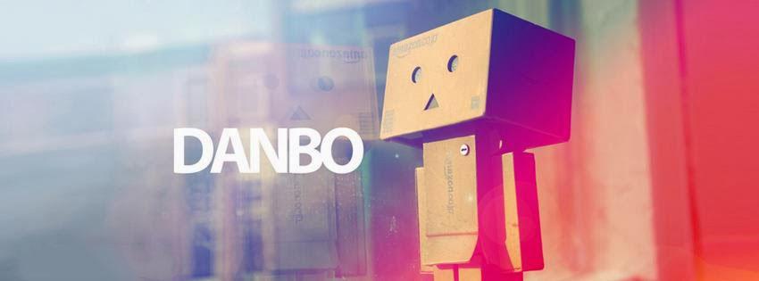 cover và ảnh bìa búp bê gỗ Danbo đáng yêu số 2
