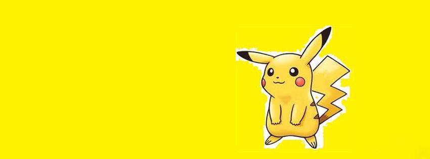 Cover nhân vật Pikachu trong phim hoạt hình Pokemon